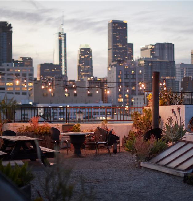 Katzer Freiraumdesign Planungspaket Dachterrasse und Dachgarten